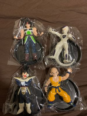 Dragonball Z Action Figures for Sale in Tacoma, WA