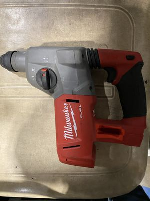 Milwaukee Fuel 18V SDS Hammer Drill for Sale in Indianapolis, IN