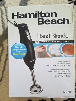 Hand blender for Sale in Jersey City, NJ