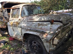 1959 Chevy Viking dump truck parts or repair for Sale in Fife, WA