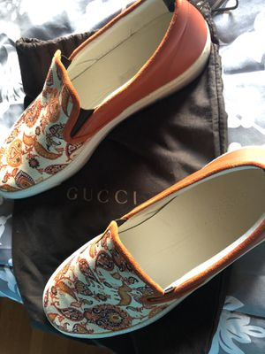 Gucci slip on tennis, size 14 for Sale in Missouri City, TX