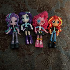My Little Pony Equestria Girls Minis for Sale in Los Angeles, CA