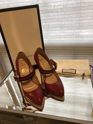 Gucci shoes size 6 for Sale in Fayetteville, NC