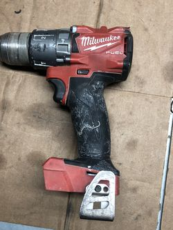 Milwaukee Fuel M18 Hammer Drill Not Working For Parts for Sale in San Leandro,  CA
