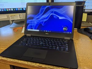 Dell Latitude Ultrabook 14 FHD i5 16gb 256gb SSD for Sale in Littleton, CO
