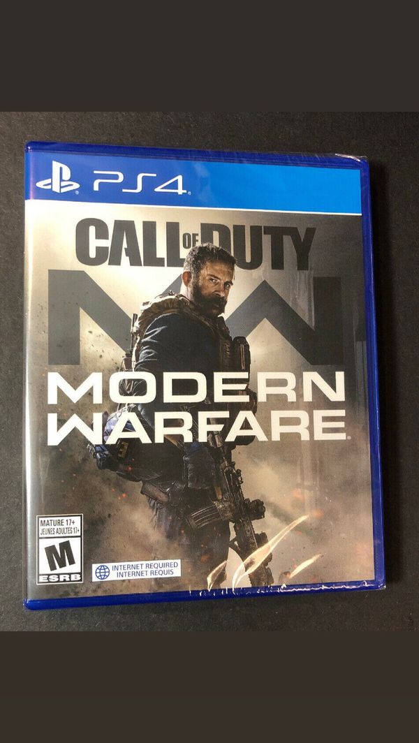 Modern Warfare (PS4)