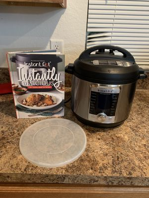 Instant pot ultra for Sale in Winter Haven, FL
