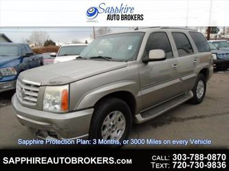 2002 Cadillac Escalade for Sale in Englewood,  CO