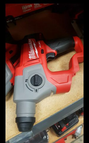 MILWUAKEE M12 FUEL BRUSHLESS ROTARY HAMMER TOOL ONLY NEW for Sale in San Bernardino, CA