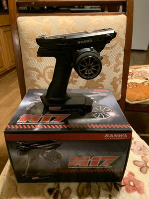 Sanwa M17 FH5 4-Channel 2.4GHz Radio for Sale in Rowland Heights, CA