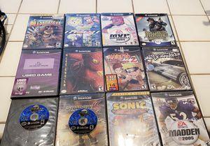 GameCube games for Sale in Stockton, CA