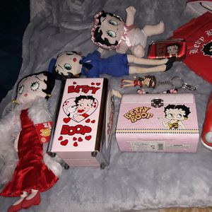 Betty Boop misc (not $41)(makeoffers) for Sale in Merced, CA