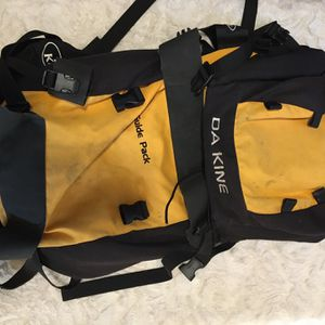 Dakine Backpacking Pack for Sale in Portland, OR