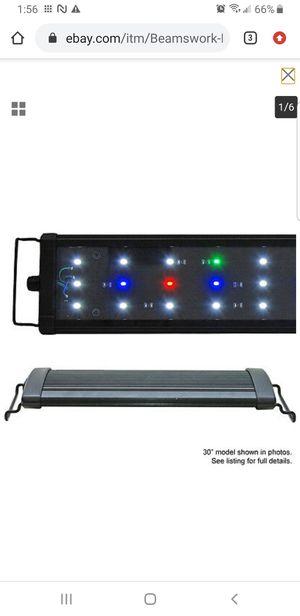 Full Spectrum LED Aquarium Fish Tank Light for Sale in Bellflower, CA