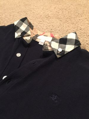 Burberry Polo Youth size 14Y for Sale in Seattle, WA
