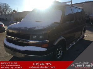 2004 Chevy Express 1500 Cargo Van w/ utility rack for Sale in West Valley City, UT