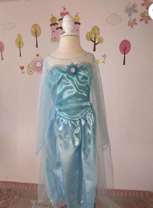 Brand New Frozen Elsa Costume w/ Gloves and Shoes for Sale in OR, US