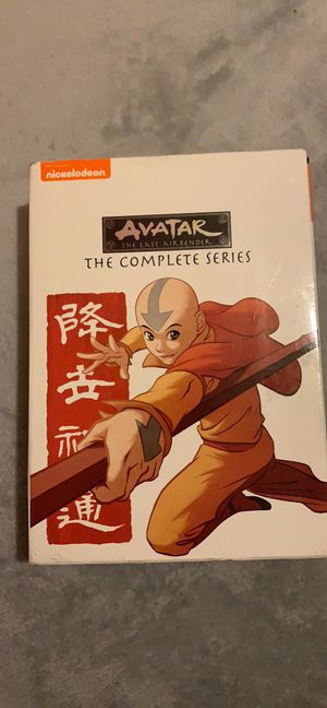 Avatar The Complete Series for Sale in Avis, PA