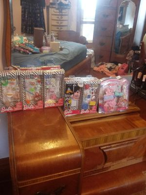 Six brand new Barbie doll accessories brand new for Sale in Columbus, OH