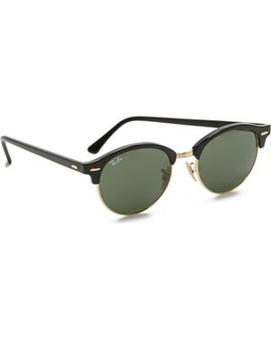RayBan Club Master Round Frame Sunglasses (HARD CASE) for Sale in Lexington, SC