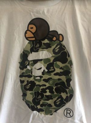 Bape bathing ape tee for Sale in Claremont, CA