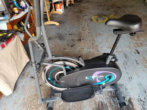 Body Rider Exercise bike/elipticle for Sale in Freedom, PA