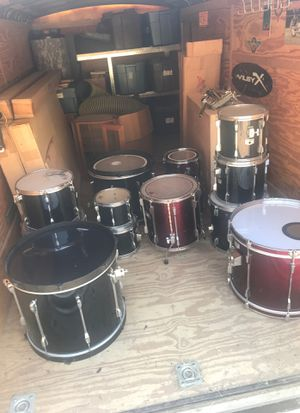 All these Drums Tama Rockstars for Sale in Chula Vista, CA