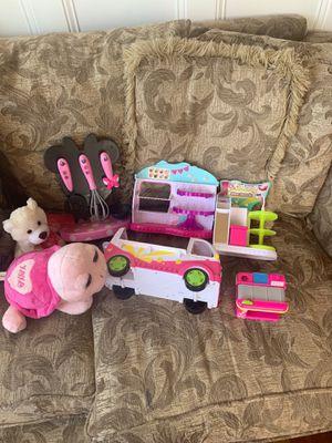 Shopkins toys, mix for Sale in Everett, WA