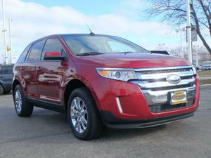 2013 FORD EDGE SEL for Sale in Round Lake, IL