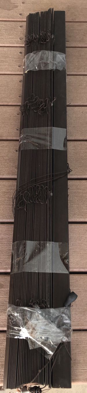 Blinds (Brown) for Sale in Poway, CA