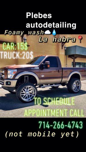 Carwash for Sale in Fullerton, CA