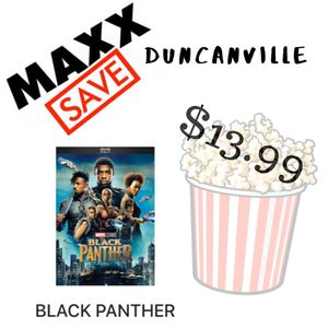 Black Panther DVD for Sale in Dallas, TX