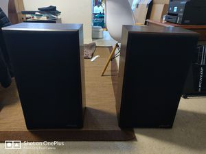 Polk audio monitor series 7 legendary speakers for Sale in Issaquah, WA