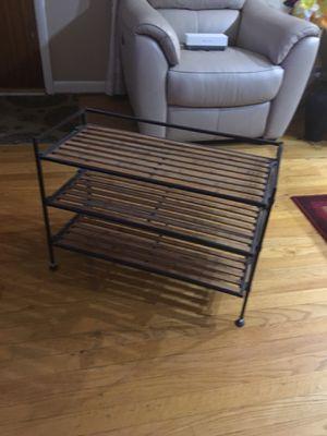 Shoe rack for Sale in Alexandria, VA
