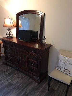 Custom Bedroom Dresser / Dining Buffet Hutch for Sale in Atlanta, GA