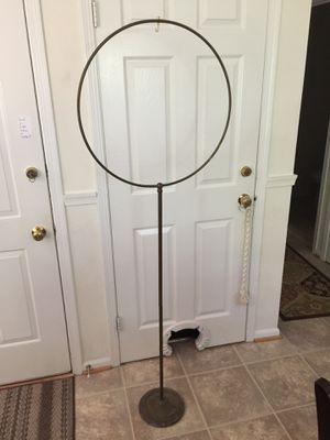 "Brass bird cage holder, 23"" diameter for Sale in Alexandria, VA"
