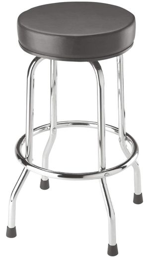 Bar Stool / Shop Seat, Black for Sale in Moreno Valley, CA