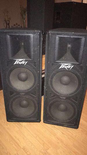 PA/ DJ equipment for Sale in Dallas, TX