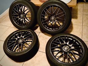 "BMW ""18"" Wheels & Tires for sale (Great Conditions/Read Description) for Sale in Pembroke Pines, FL"
