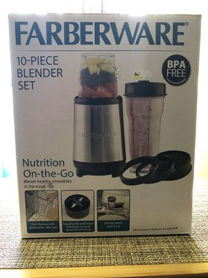 Blender 10 Pieces for Sale in Raynham, MA