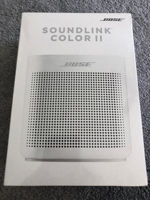 Portable Bose SoundLink Waterproof Speaker! for Sale in Lakehurst, NJ