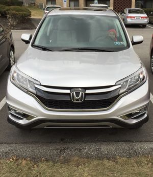 2015 Honda Cr-v for Sale in McKnight, PA