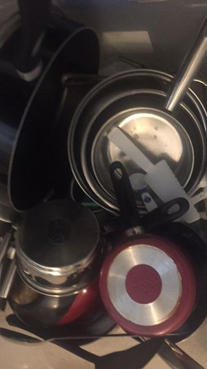 Pots and Pans and Miscellaneous kitchen items for Sale in Lexington, KY