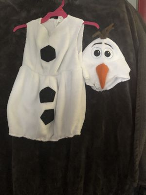 Olaf costume for Sale in Levittown, PA