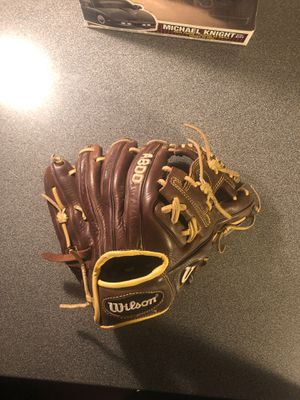 11.5' Wilson A800 used baseball glove. for Sale in Apple Valley, CA