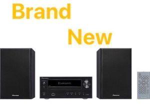 Pioneer Audio System Amplificador Receiver Bluetooth Speaker Recibidor Wifi Wireless 100w XHM26 for Sale in Miami, FL