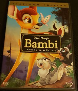 Bambi Platinum DvD for Sale in Marysville, WA