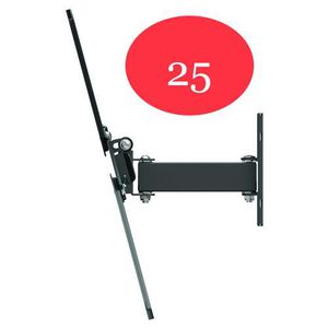 Barkan Full-movement TV mount has rotate, swivel, and tilt options. The mount fits both flat and curved screens measuring 13 to 65 inches. for Sale in Phoenix, AZ