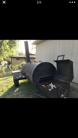 Custom Built Smoker!!!!!! for Sale in Dallas, TX
