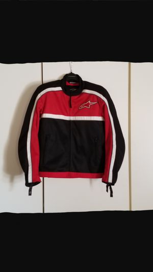 Motorcycle Jacket - alpinestars - LARGE for Sale in Whittier, CA